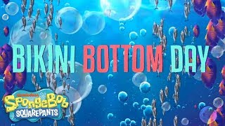 SpongeBob SquarePants, The Broadway Musical: 'Bikini Bottom Day' Lyric Video | Nick
