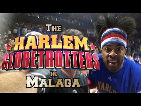 Harlem Globetrotters in Málaga