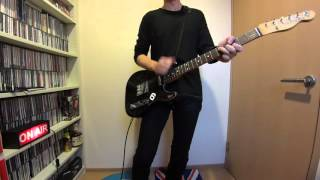 Dr. Feelgood - You Shouldn't Call The Doctor, Guitar Cover