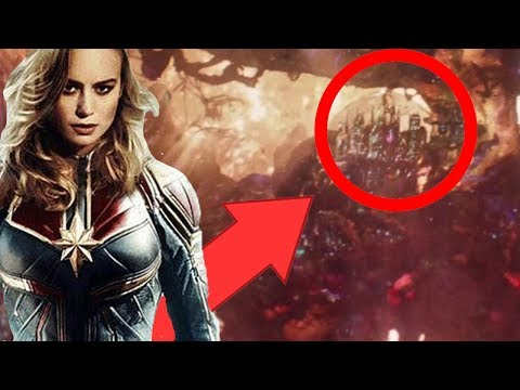 QUANTUM REALM CITY FOUND! KEY To MCU Future!