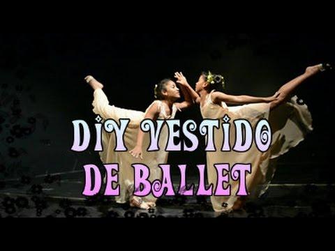 vestido de ballet diy vestido de danza cristiana Como hacer un vestido de danza cristiana