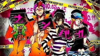 Nanbaka episode 1 - Idiots with Numbers