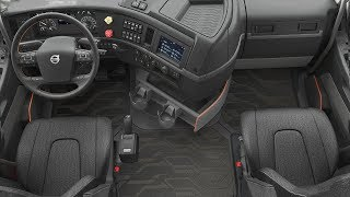 5 MOST COMFORTABLE TRUCKS IN THE WORLD
