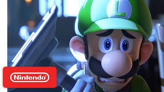 Luigi's Mansion 3 - Hotel Getaway - Nintendo Switch