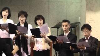 시온 중창 페스티벌:하나님의 나팔소리-Arr.김정덕(J.M.Black)