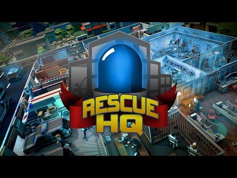 Consoles trailer de Rescue HQ - The Tycoon