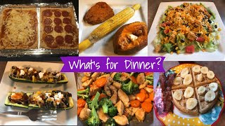 What's for Dinner?| Healthy Family Meal Ideas| #6