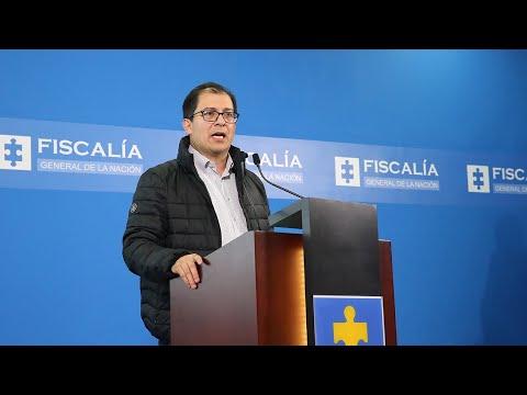 Declaraciones del Fiscal General de la Nación sobre caso Odebrecht