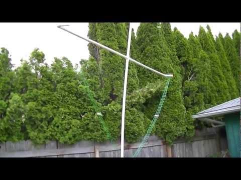 9.1 Foot (2.8 Meter) Medium Wave PVC Box Loop Demonstration