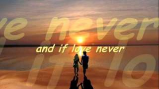 What's forever for lyrics - Michael Murphy