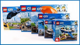 COMPILATION LEGO CITY POLICE 2019 UNBOXING
