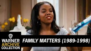 Steve Urkel becomes Stefan Urquelle! (Family Matters)