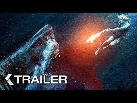 GREAT WHITE: Hol tief Luft Trailer German Deutsch (2021)