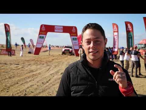 【ダカールラリー ToyotaGazooRacingチームのハイライト動画】ステージ1ハイライト