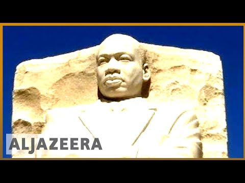 🇺🇸 Thousands gather in Memphis to honour Martin Luther | Al Jazeera English