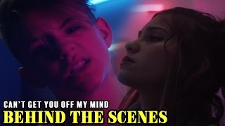 MattyBRaps - Can't Get You Off My Mind (Behind The Scenes)