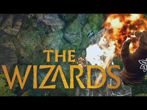 The Wizards Free Locomotion Trailer thumbnail
