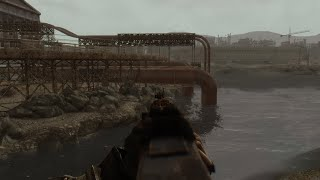 Fallout 3 - Chinese Assault Rifle Reload and Jam