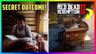 What Does The Father Do If You Kill His Son At Catfish Jacksons In Red Dead Redemption 2? (RDR2)