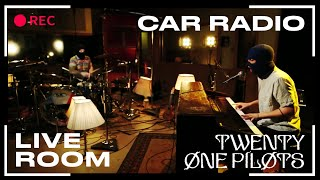 twenty one pilots - 'Car Radio' captured in The Live Room
