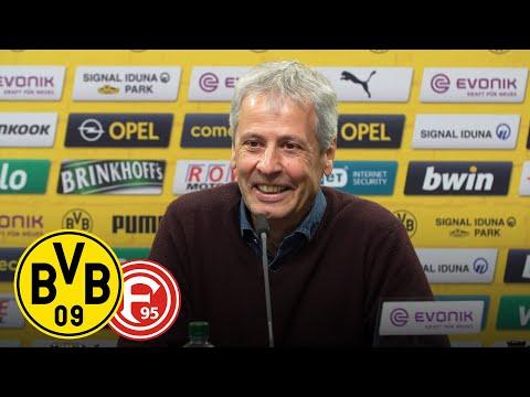 """""""Wir müssen Respekt haben!""""   BVB - Fortuna Düsseldorf   Pressekonferenz mit Lucien Favre"""