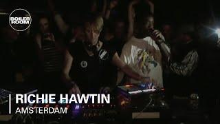 Richie Hawtin Boiler Room Amsterdam DJ set