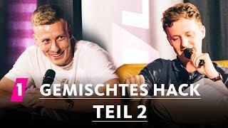 Teil 2: Gemischtes Hack LIVE mit Felix Lobrecht und Tommi Schmitt | 1LIVE 3 Tage wach!