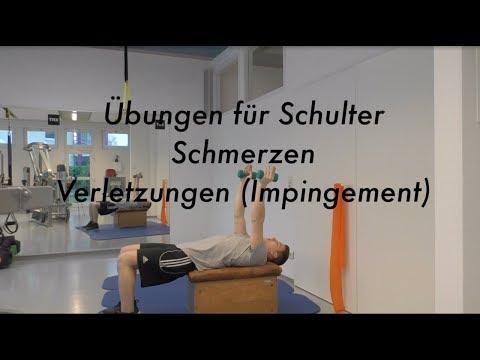 Entzündung der Sehnen des Kniegelenks tendinitis
