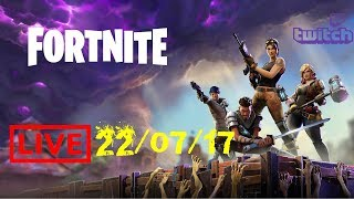[TWITCH LIVE] Fortnite : On commence OKLM !