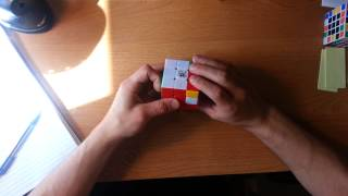 כיצד לזייף פתירת קובייה הונגרית?