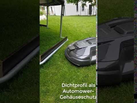 Automower Gehaeuseschutz Dichtprofil