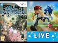 Kamui Plays Live Sin And Punishment Star Successor Wii