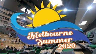 Melbourne Summer 2020 Vlog!