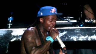 Lil Wayne singing Shot for Me - Drake