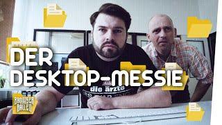 Der Desktop-Messie