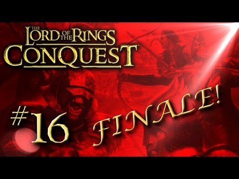 Razing the Shire FINALE - Lord of the Rings Conquest Evil Campaign Part 16 letöltés