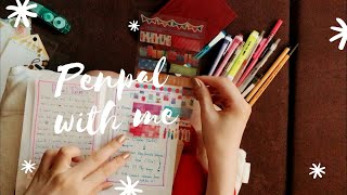 Pen Pal With Me To My Boyfriend :) | Hello My Book