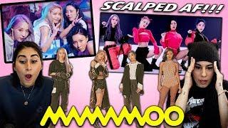 """MAMAMOO """"HIP"""" MV REACTION - Non Kpop Fans REACT! (마마무)"""