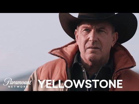 Video trailer för 'Yellowstone' Exclusive Teaser Trailer Starring Kevin Costner | Paramount Network