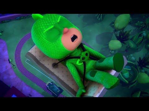 Pijamaskeliler Türkçe - Kertenkele Çocuk Uçuyor - çizgi filmleri çocuklar için
