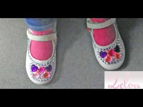 Disfraz DIY: Cómo hacer zapatos de princesa