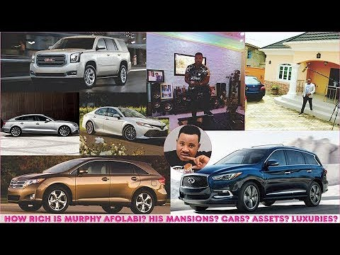 How Rich is Murphy Afolabi in 2019? ► All his Mansions, Cars, Companies, Luxuries & Assets