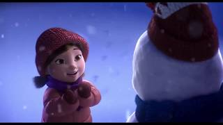 Новинка 2018 .  Лили и снеговик .  Короткометражка. Новый мультфильм  ( 2018 )