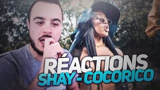 SHAY   COCORICO | REACTIONS