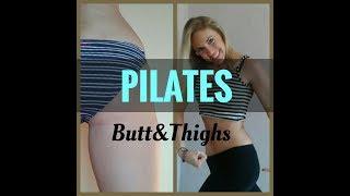PILATES / zadek a stehna