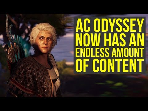 Assassin's Creed Odyssey Story Creator Mode - Everything You Need To Know (AC Odyssey Story Creator)