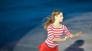 Юлия Липницкая. Показательные выступления. Чемпионат России 2016.