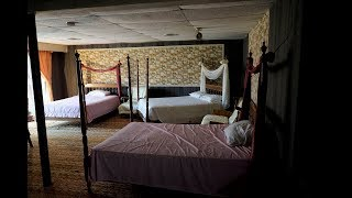 #129 ABANDONED 1970s UNTOUCHED RESORT with CLASSIC CARS!! Part 1/2