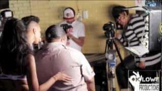 Fred da Godson Monique's Room (Behind the scene footage)