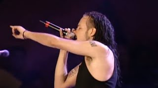 Korn   Falling Away From Me   7231999   Woodstock 99 East Stage (Official)